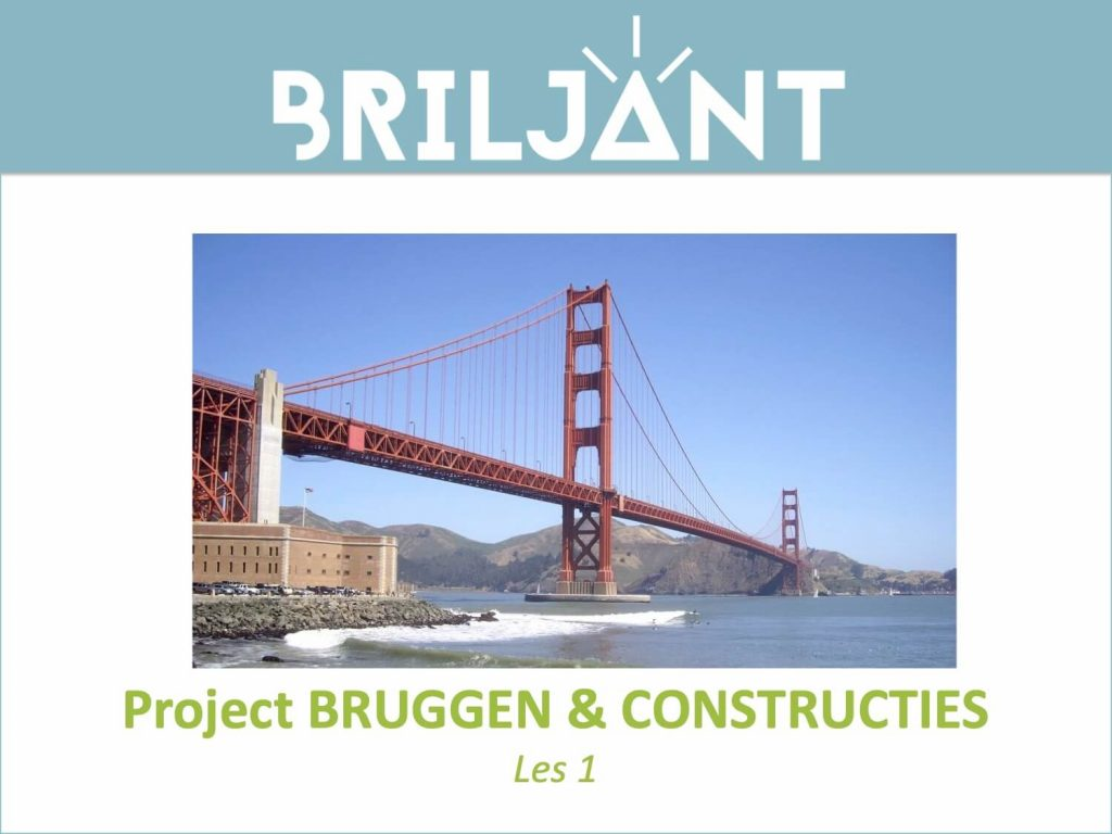 Thumbnail Project BRUGGEN en CONSTRUCTIES Briljant Onderwijs