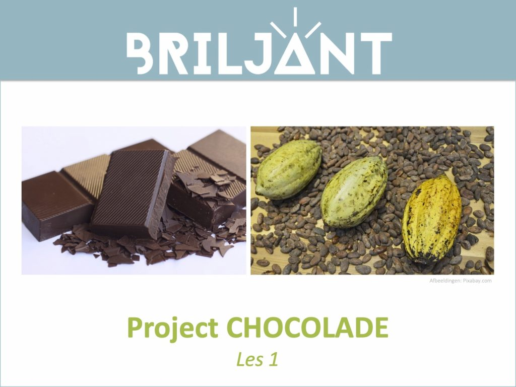 Thumbnail Project CHOCOLADE Briljant Onderwijs