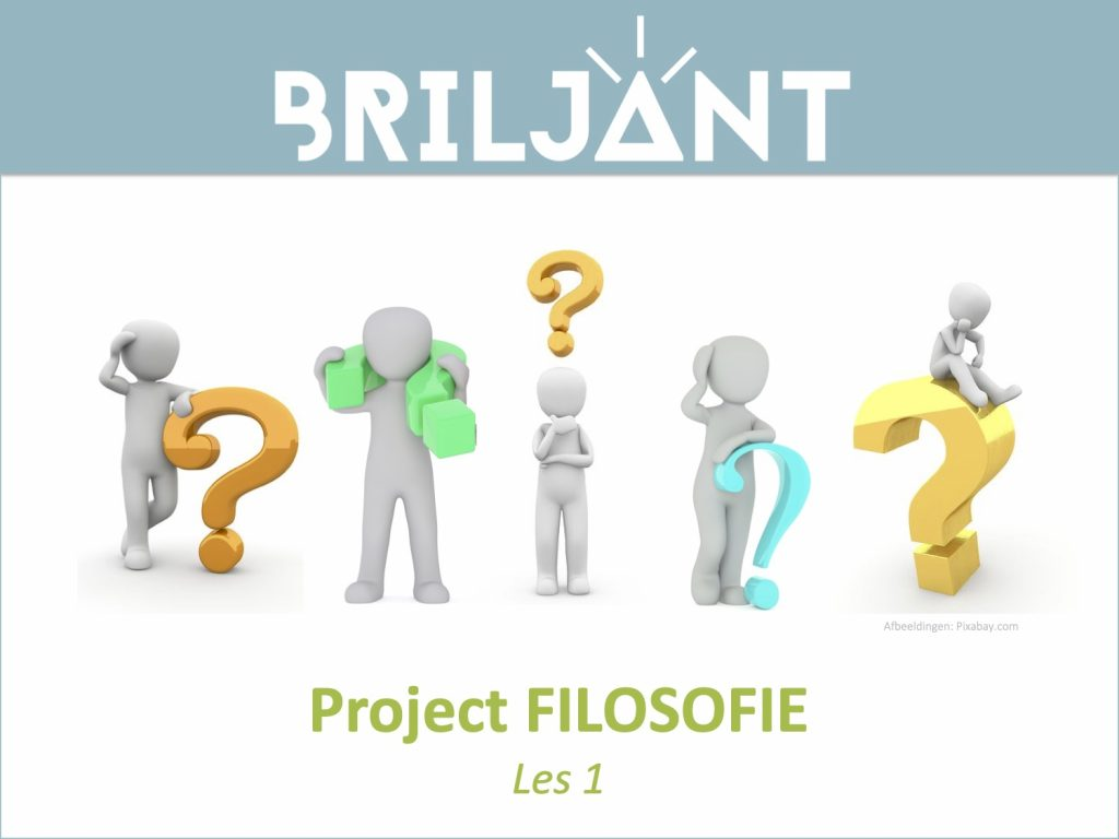 Thumbnail Project FILOSOFIE Briljant Onderwijs