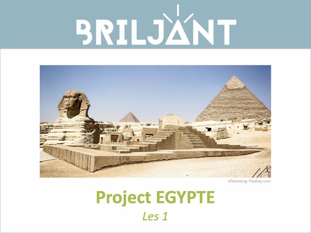 Thumbnail Project HET OUDE EGYPTE Briljant Onderwijs