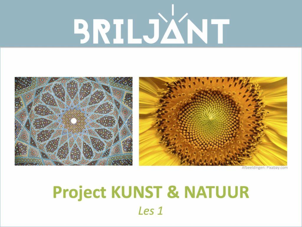 Thumbnail Project KUNST en NATUUR Briljant Onderwijs