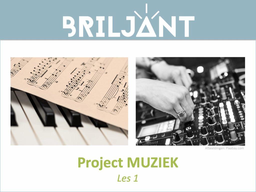 Thumbnail Project MUZIEK Briljant Onderwijs