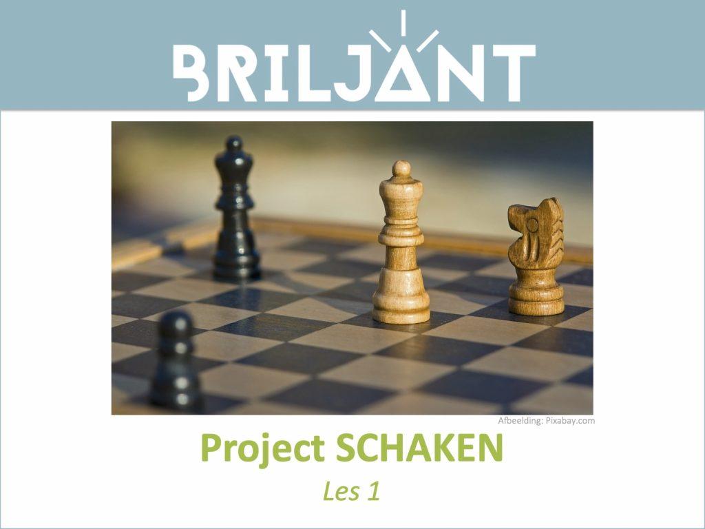 Thumbnail Project SCHAKEN Briljant Onderwijs