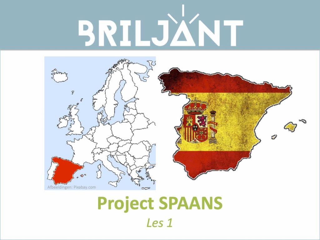 Thumbnail Project SPANJE Briljant Onderwijs
