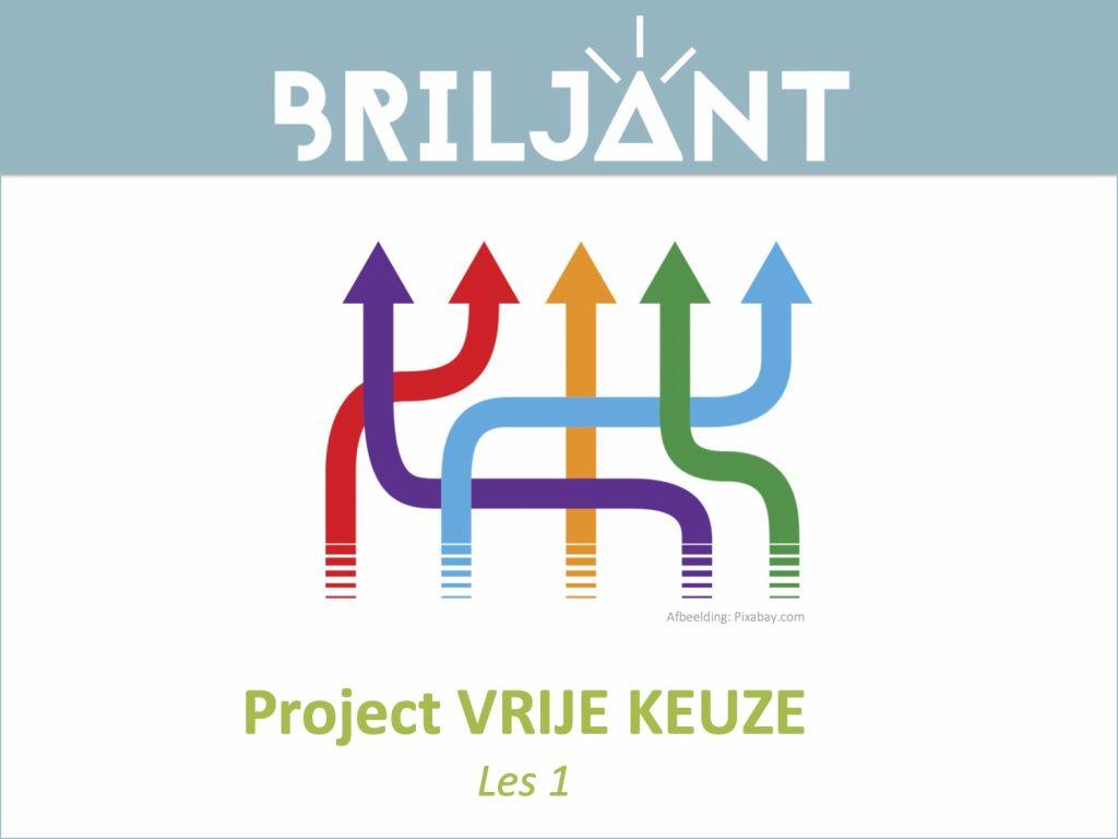 Thumbnail Project ZELF EEN ONDERWERP KIEZEN Briljant Onderwijs