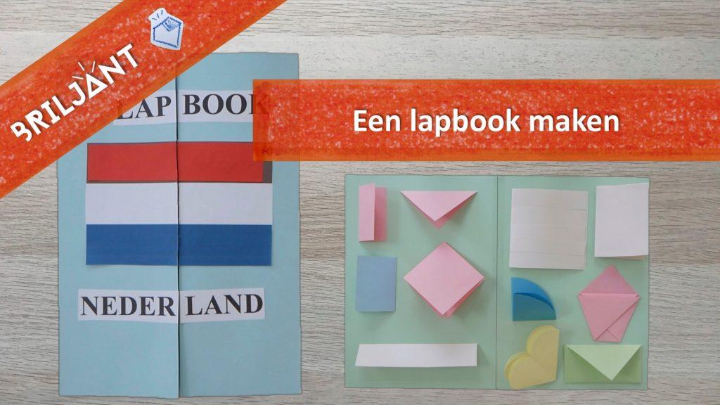 Het Briljant Kwartier Lapbook (leren leren)