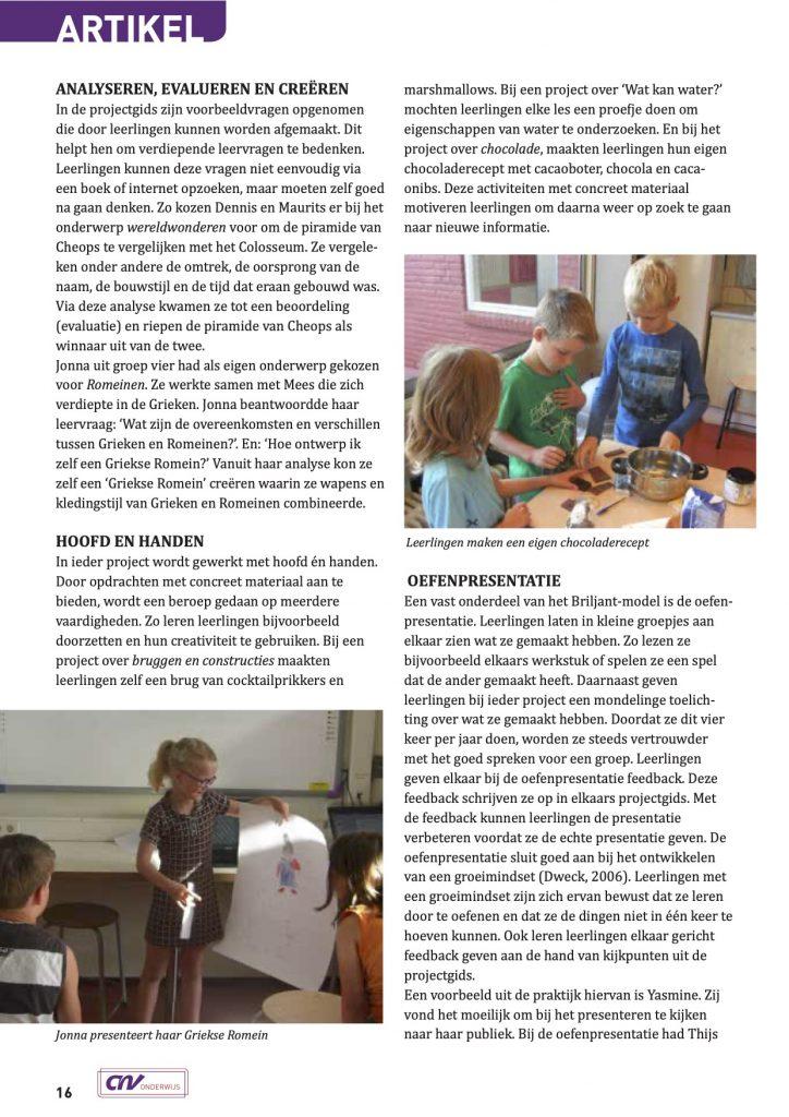 Artikel Zorg Primar Briljant Verrijkend Projectonderwijs3