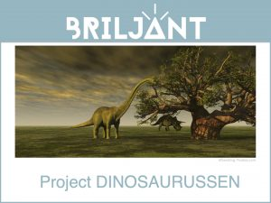 Briljant project DINOSAURUSSEN