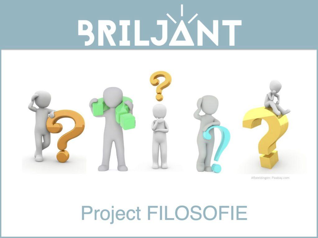 Briljant project FILOSOFIE