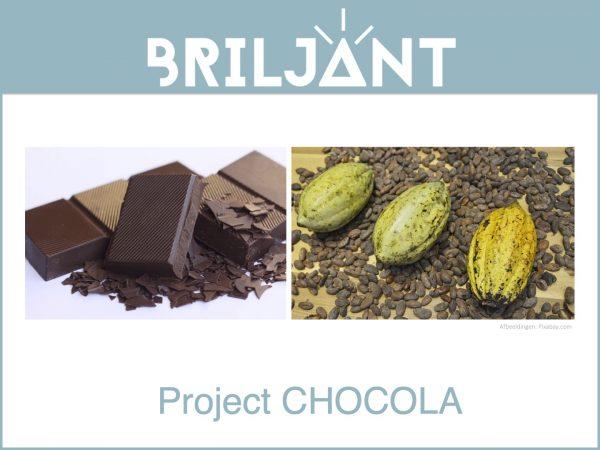 Briljant-project CHOCOLA